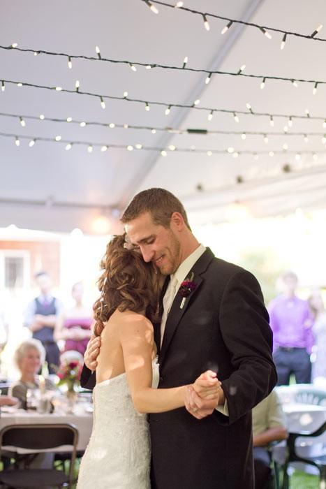 Lavender Farm wedding dance