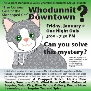 Whodunnit Poster