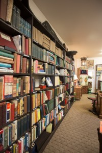 photo of harts bookstore